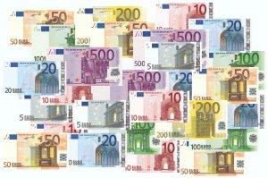Euros, euros, dubiduuuu...