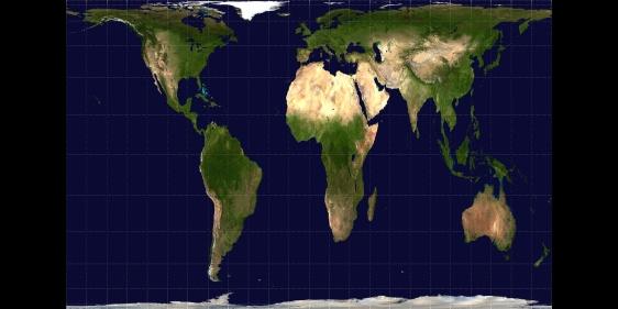 Asi es nuestro planeta... ¿para qué cambiarlo?