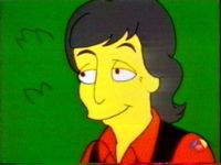 Yo no soy Paul Mc Cartney, soy un dibujo animado