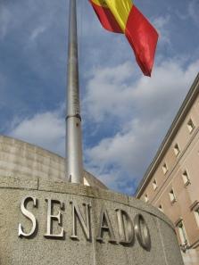 El Senado de España