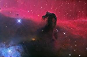 Fenómenos cosmológicos. Nebulosa-cabeza-de-caballo-en-orion