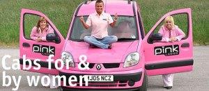 taxi-rosa