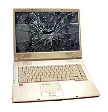 portatil roto