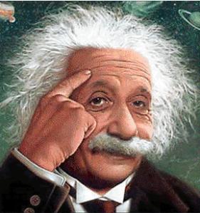 ¡Triste época la nuestra! Es más fácil desintegrar un átomo que un prejuicio.