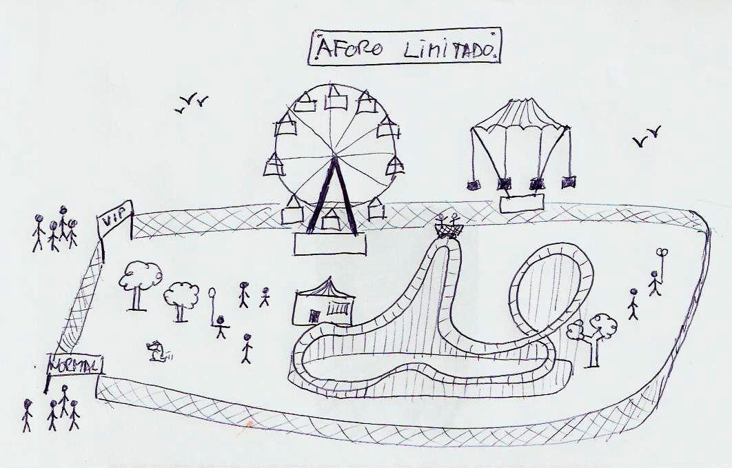 El Parque De Atracciones De Dibujos Animados Ven A Jugar: En Vez Del Psiquiatra