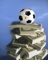 ¿Son los futbolistas los que más dinero ganan?
